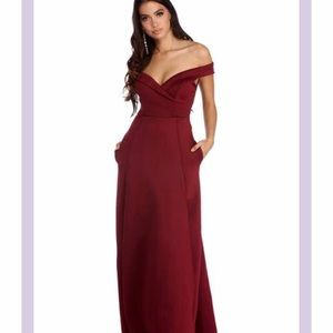 Windsor gown
